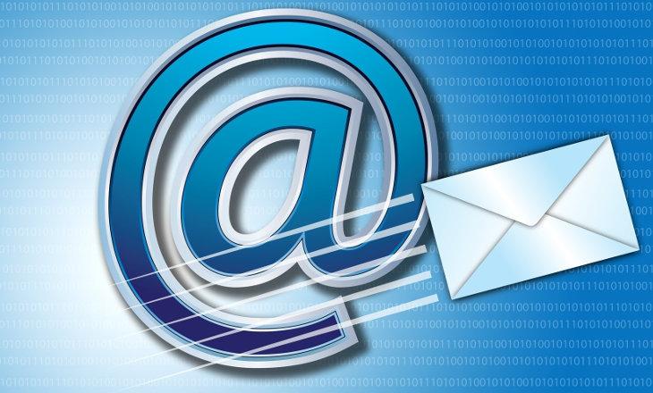 Как происходит отправка e-mail в СИЗО?